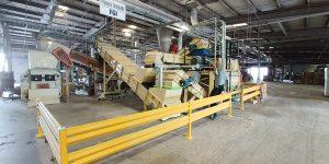 RIS Machine for Paper/Plastic Separation System