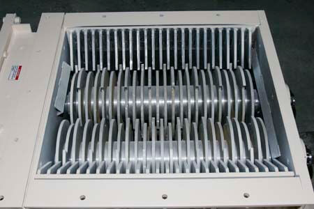 Lump Breaker used for Agglomerated Size Reduction