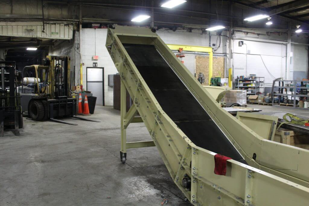 Recycling Conveyor Belt